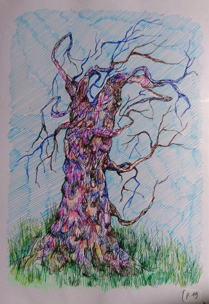 arbre en ciel n°4