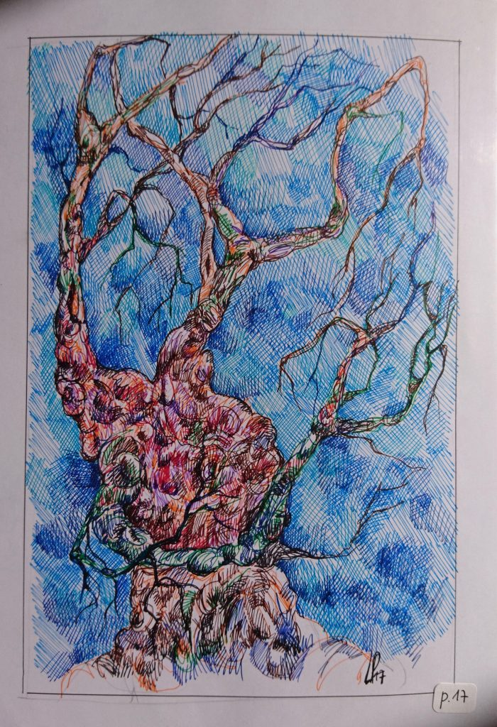 arbre en ciel n°2